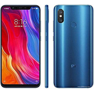 Celular Xiaomi Mi 8 128gb 6gb Ram Global+nfe Pront Ent