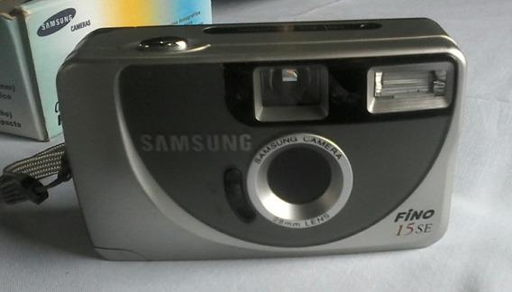 Câmera Analógica - Perfeita- Na Caixa ,com Manual-