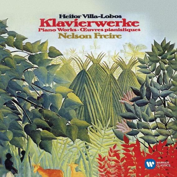 Nelson Freire - Heitor-villa Lobos Klavierwerke