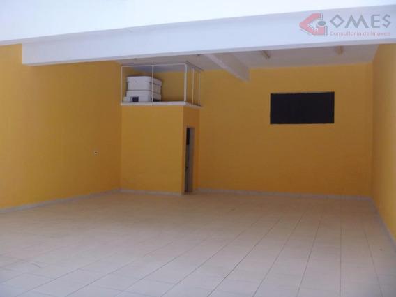 Salão Para Alugar Por R$ 4.500/mês - Centro - São Bernardo Do Campo/sp - Sl0056