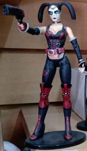Muñeca Articulada Harley Quinn