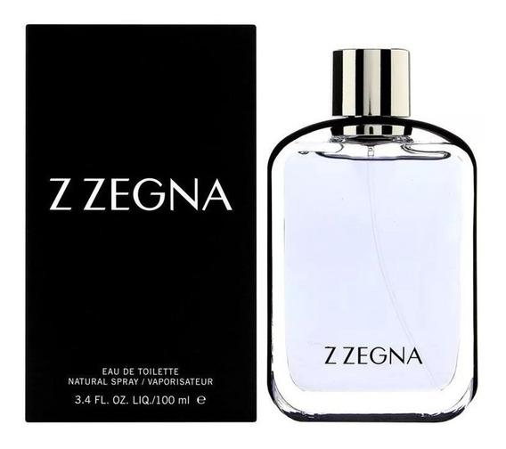 Perfume Ermenegildo Zegna Z Masculino 100ml Edt - Original