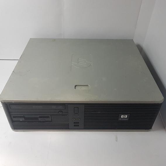 Cpu Hp Dc5700 Pentium D 2,8ghz Memoria 2gb Ddr2 Hd80gb W7