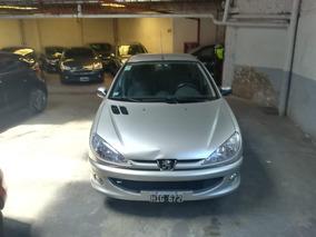 Peugeot 206 1.6 Xr Premium - Excelente