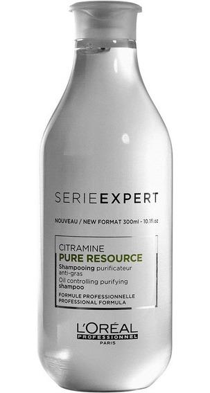 Loreal Prof - S.expert Shampoo Pure Resource X 300ml