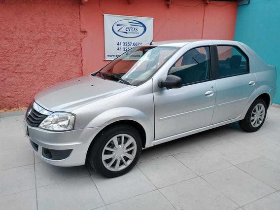 Renault Logan Expression 1.6 2012