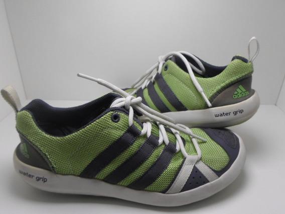 Tenis adidas Water Grip Green Kf77r9h For Men/women 36/7