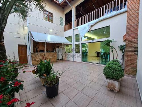 Imagem 1 de 15 de Casa Para Venda Em Mogi Das Cruzes, Vila Oliveira, 3 Dormitórios, 1 Suíte, 5 Banheiros, 6 Vagas - So588_2-1223120