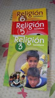 Libros Religion Santillana