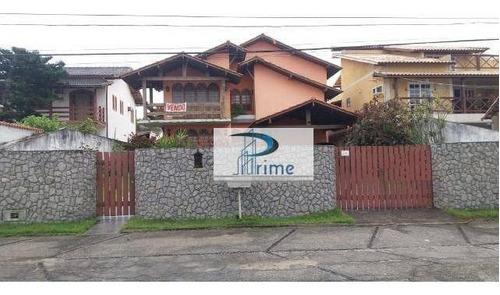 Casa Residencial À Venda, Piratininga, Niterói. - Ca0441