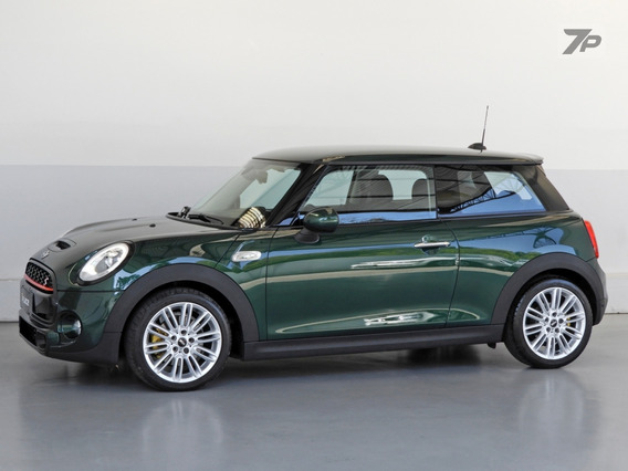 Mini Cooper S Exclusive 2.0 Turbo Automático