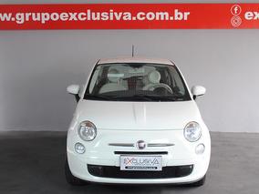 Fiat 500 Branco