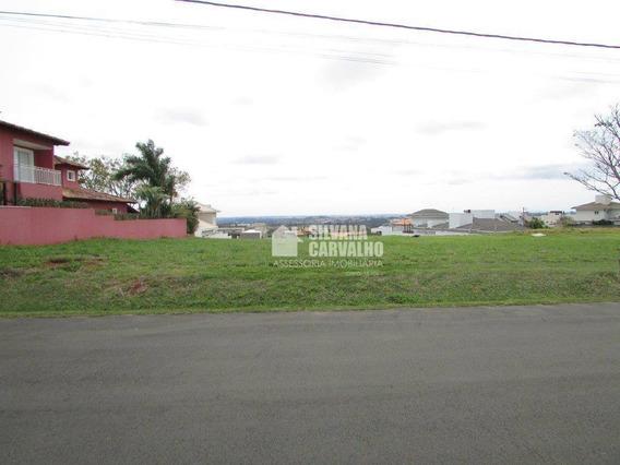 Terreno À Venda No Condomínio Xapada Parque Ytu Em Itu/sp - Te3760