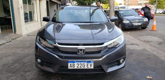 Honda Civic Ext 2017 17000 Km