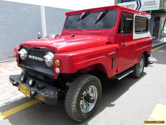Nissan Patrol Largo