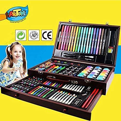 Artoys Set De Arte Para Niños Conjunto De Pintura De Dibujo