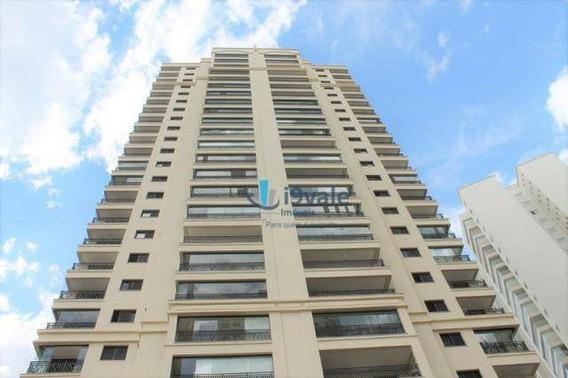 Apartamento Com 4 Dormitórios À Venda, 157 M² Por R$ 1.250.000 - Jardim Esplanada - São José Dos Campos/sp - Ap2173