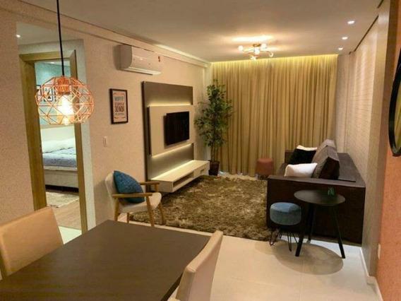 Apartamento 01 Dorm. - Bairro Centro - A102981