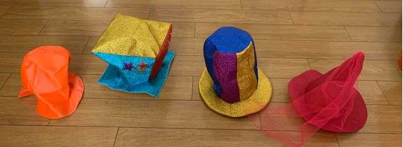 Sombreros De Cotillón ( Lote)