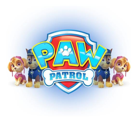 Video Invitacion Paw Patrol Patrulla Canina Personalizada