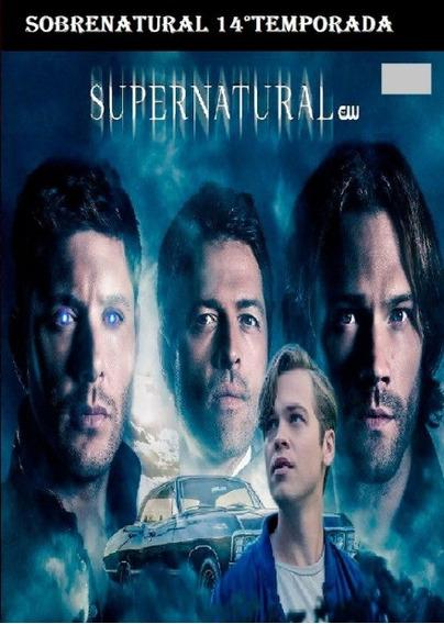 Série Sobrenatural 14 Temporada Completa E Dublada