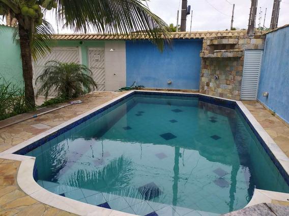 Casa Com 4 Dorms, Belmira Novaes, Peruíbe - R$ 380 Mil, Cod: 266 - V266