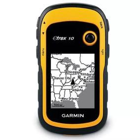 Gps Garmin Etrex 10 Portátil Com Display 2.2