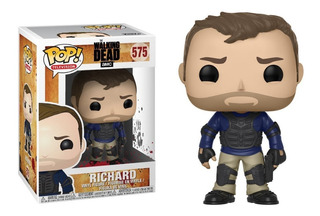 Funko Pop Richard 575 Walking Dead Jugueterialeon