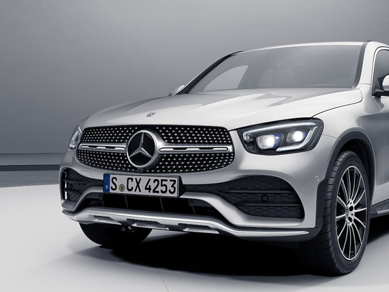 Mercedes Benz Glc 300 Coupe Amg 2.0 Glc250 4matic Atomático