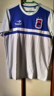 Camiseta Do Paraná Clube Concentração 2016 Topper - Tam P