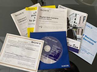 Cámara Sony Dscw220
