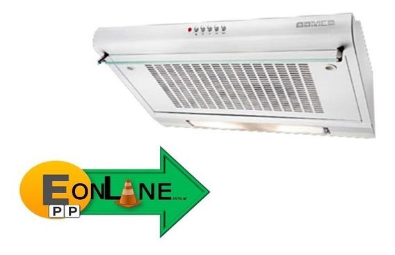 Extractractor Purificador De Cocina Domec Blanco Dom3060db