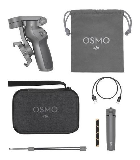 Estabilizador Dji Osmo Mobile 3 Combo Para Smatphone Com Nfe