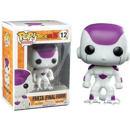 Funko Pop! Dragon Ball: Figura De Freezer (forma Final)