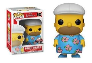 Funko Pop Homero Simpson 502 Muumuu Special Edition Simpsons