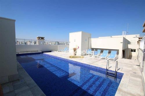 Imagem 1 de 29 de Apartamento À Venda, 64 M² Por R$ 553.000,00 - Fundação - São Caetano Do Sul/sp - Ap5683