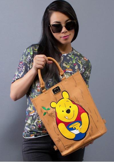 Bolso Winnie Pooh Loungefly Envio Gratis