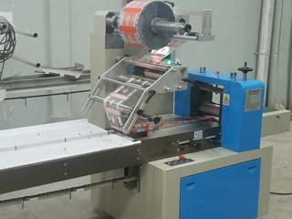 Maquina Envasadora Flow Pack Nueva Origen China
