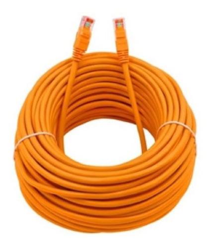 Cable De Red 20mts Cat 6e Patch Cord Internet Titan Belgrano