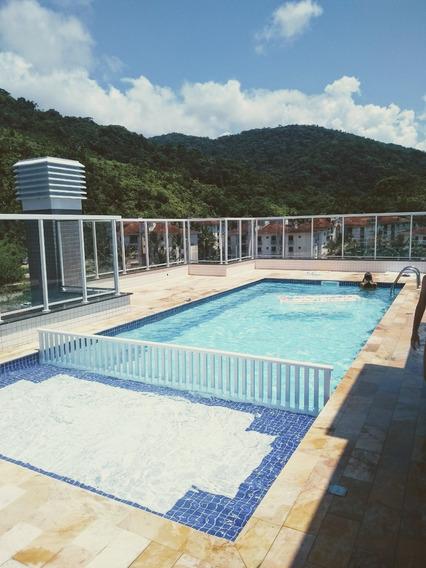 Apartamento Novo Mobiliado, Com Varanda Gourmet 100 M Praia