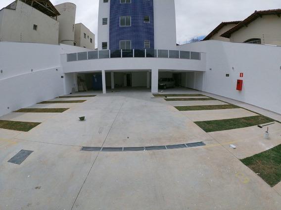 Cobertura 3 Quartos Com Suíte E 3 Vagas No Bairro Santa Monica - Lis1307