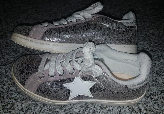 Zapatillas Fashion Niña Talle 32
