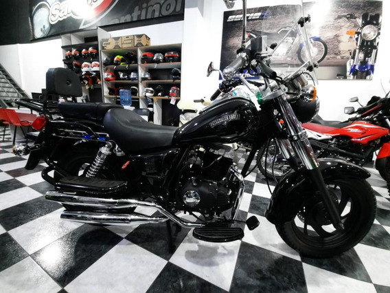Zanella Patagonia 250cc Black. Envios A Todo El Pais!!