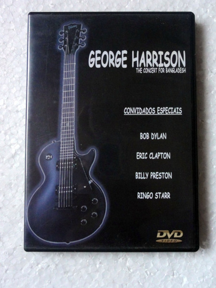 Dvd George Harrison The Concert For Bangladesh (1972)