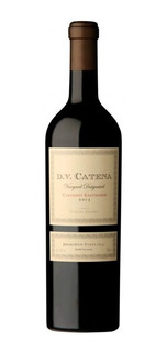 Dv Catena Vineyard Designated Cab. Sauvignon Tupungato 750ml