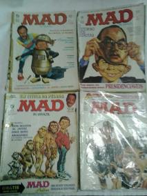 Revistas Mad Revista Amiga Original Frete Grátis Mad