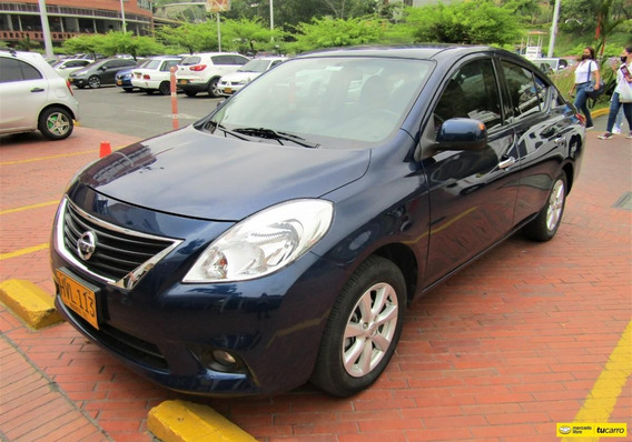 Nissan Versa Mt 1.6
