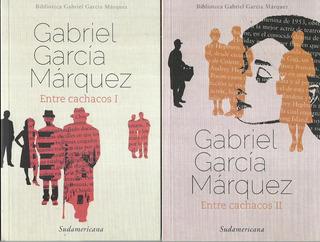 Gabriel García Márquez. Entre Cachacos (periodismo) 2 Tomos