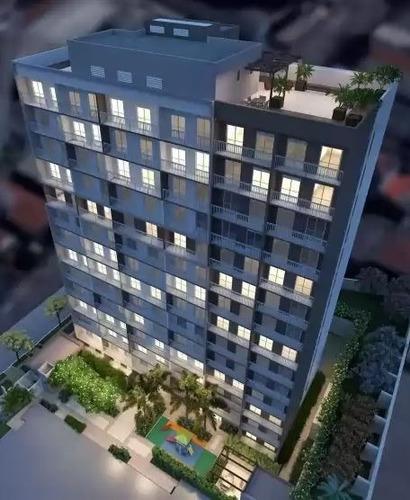 Apartamento Residencial Para Venda, Bom Retiro, São Paulo - Ap7642. - Ap7642-inc