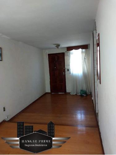 Imagem 1 de 13 de Apartamento À Venda, 68 M² Por R$ 180.000,00 - Guaianazes - São Paulo/sp - Ap0111